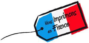 Nous imprimons en France