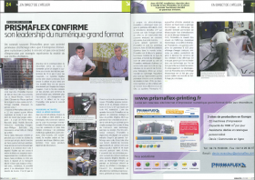 article prismaprint imprimeur