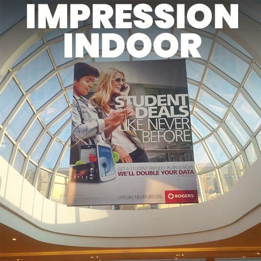 Impression indoor