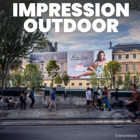 Impression outdoor