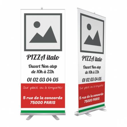 Roll up pour pizzeria