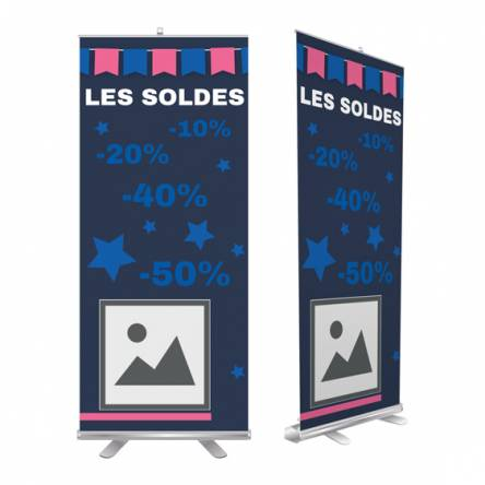 Roll Up pour soldes