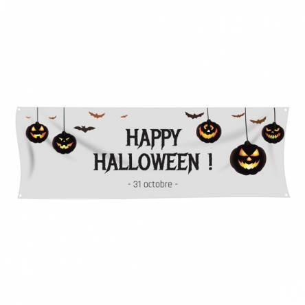 Banderole spécial Halloween