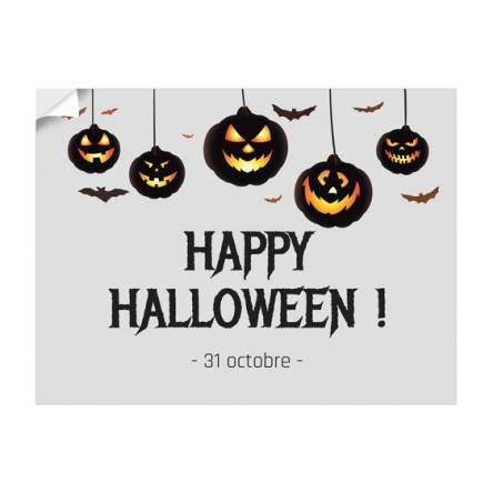 Autocollant Halloween