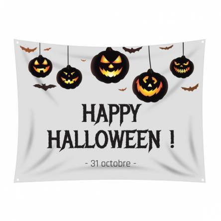 Bâche Halloween