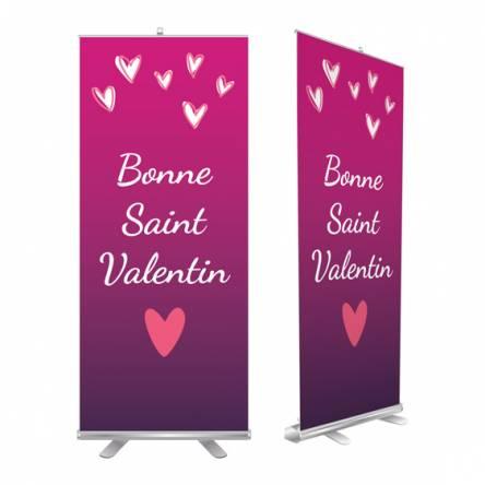 Kakemono Saint valentin