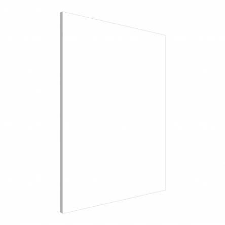 Pancarte verticale à créer