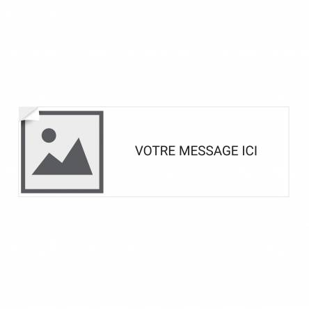Sticker Logo Texte
