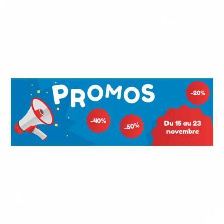 Banderole special promos