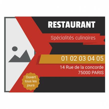 Bâche Restaurant