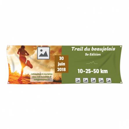 banderole trail