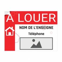 Adhésif À Louer Agence immobilière