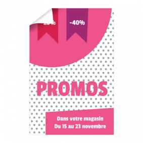 Affiche Promos