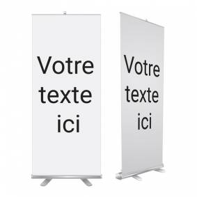 Roll Up texte