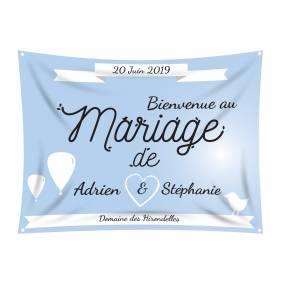 Banderole de Mariage