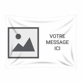 Bâche Logo Texte