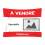 Bâche A VENDRE Agence Immobilière